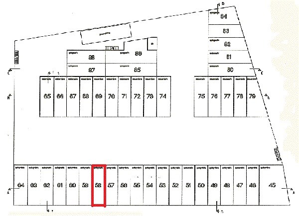 Floorplan - Elektronweg 26-28box58, 3542 AC Utrecht