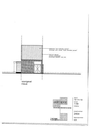 Floorplan - Kerkstraat 39, 4132 BD Vianen