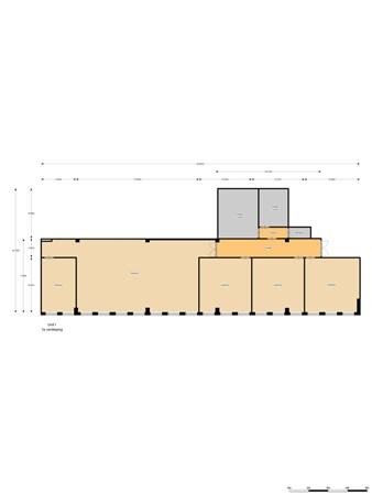 Floorplan - Schipholweg 335I, 1171 PL Badhoevedorp