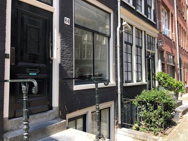 Te huur: Kerkstraat 64sous, 1017GN Amsterdam