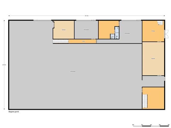 Floorplan - Bolderweg 43, 1332 AZ Almere