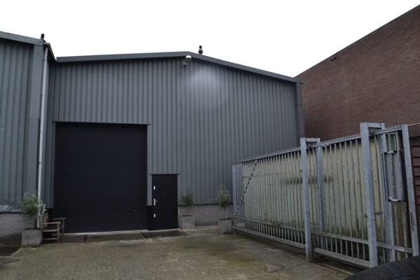 Onder optie: Schaafstraat 26K, 1021 KE Amsterdam