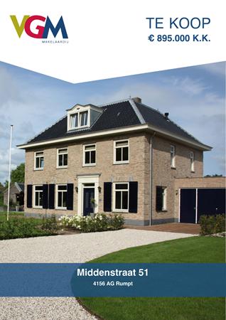 Brochure preview - Middenstraat 51, 4156 AG RUMPT (1)