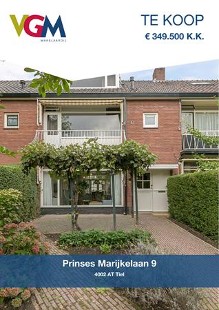Brochure preview - Prinses Marijkelaan 9, 4002 AT TIEL (1)