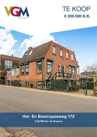 Brochure preview - Hei- En Boeicopseweg 172, 4126 RM HEI- EN BOEICOP (1)