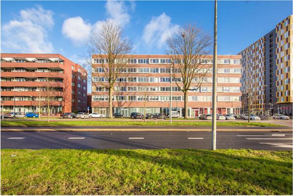 Baden Powellweg 18-D, Amsterdam