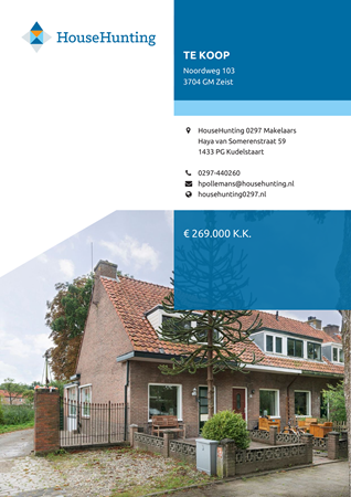 Brochure preview - Noordweg 103, 3704 GM ZEIST (1)