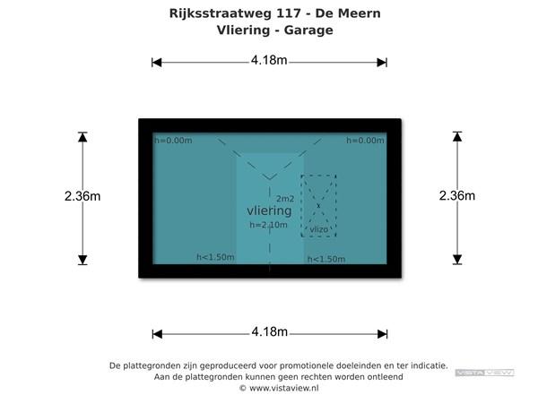 Floorplan - Rijksstraatweg 117, 3454 HK De Meern