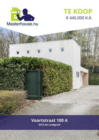 Brochure preview - Voortstraat 100-A, 6373 AX LANDGRAAF (1)