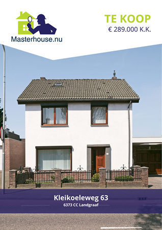 Brochure preview - Kleikoeleweg 63, 6373 CC LANDGRAAF (1)