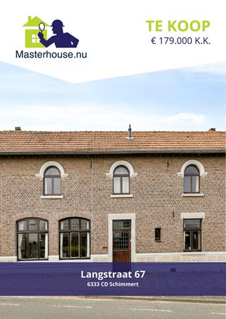 Brochure preview - Langstraat 67, 6333 CD SCHIMMERT (1)