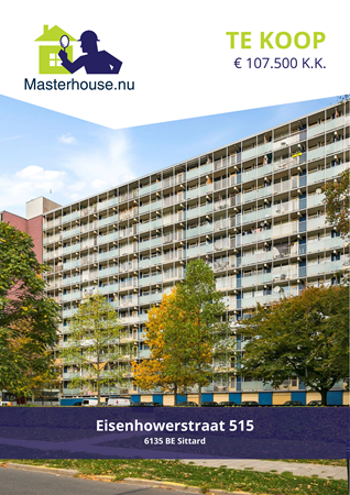 Brochure preview - Eisenhowerstraat 515, 6135 BE SITTARD (1)