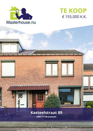 Brochure preview - Kasteelstraat 89, 6441 TT BRUNSSUM (1)