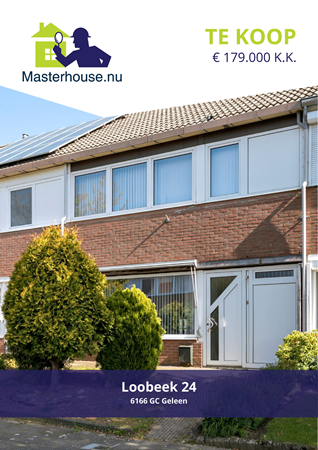 Brochure preview - Loobeek 24, 6166 GC GELEEN (1)