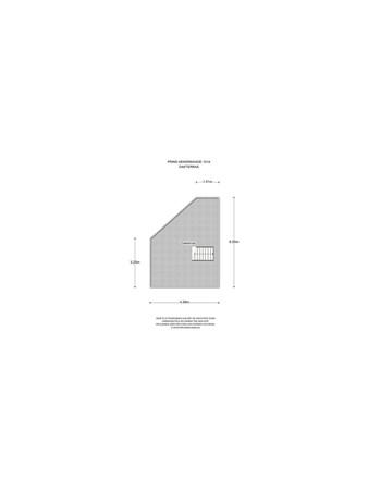 Floorplan - Prins Hendrikkade 151A, 1011 AV Amsterdam