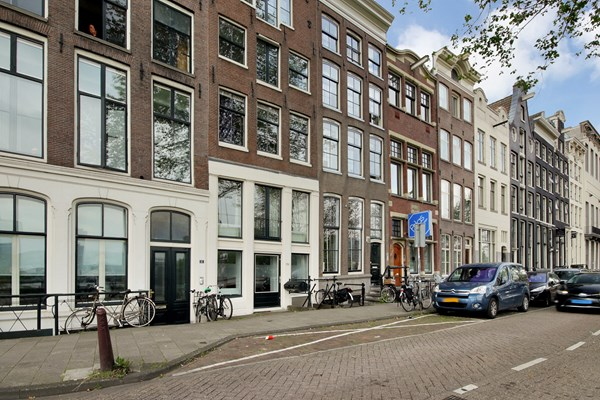 Sold subject to conditions: Prins Hendrikkade 151A, 1011 AV Amsterdam