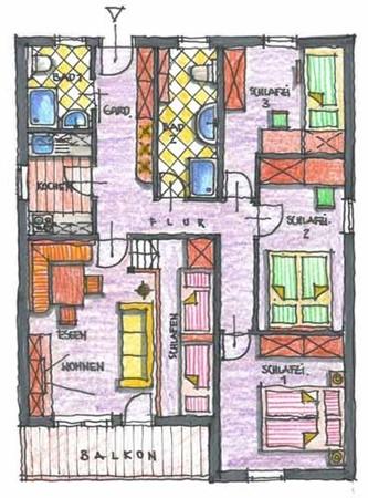 Floorplan - Königsleiten 15, 5742 Königsleiten