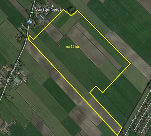 Verkocht onder voorbehoud: J. Veldstraweg, 8514 CN Ouwster-Nijega