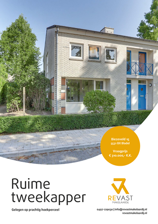 Brochure preview - Biezeveld 15, 5531 BX BLADEL (2)
