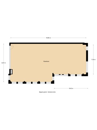 Floorplan - Burgemeester Magneestraat 12*, 5571 HD Bergeijk