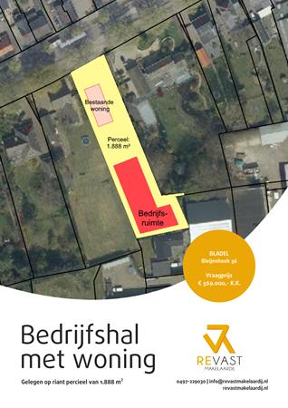 Brochure preview - Bleijenhoek 36, 5531 BN BLADEL (1)