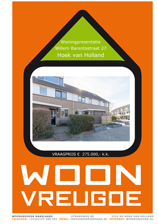 Brochure preview - brochure willem barentsstraat 27