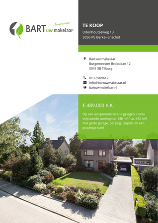 Brochure preview - Udenhoutseweg 13, 5056 PE BERKEL-ENSCHOT (1)