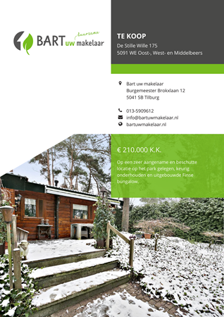 Brochure preview - De Stille Wille 175, 5091 WE OOST-, WEST- EN MIDDELBEERS (1)