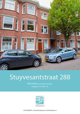Brochure preview - Stuyvesantstraat 288, 2593 GW DEN HAAG (1)