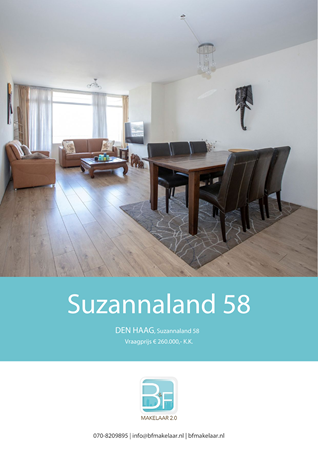Brochure preview - Suzannaland 58, 2591 JG DEN HAAG (1)