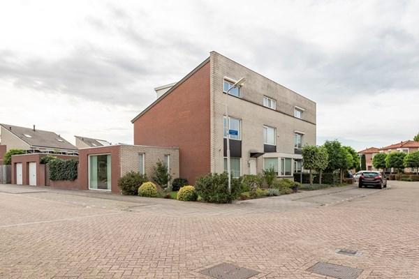 Ossendrechtstraat 2, Tilburg