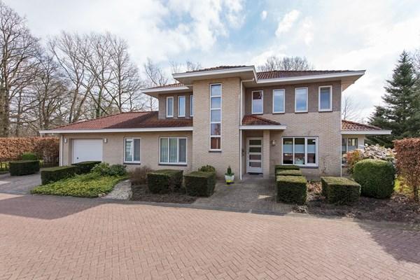Te koop: In woonwijk de 'Graven Es' vrijstaande woning met o.a. ideale woonkeuken, garage/berging, 4 slaapkamers waarvan 1 op de begane grond met badkamer!