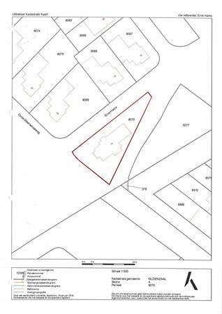 Floorplan - Erve Hams 15, 7577 NK Oldenzaal