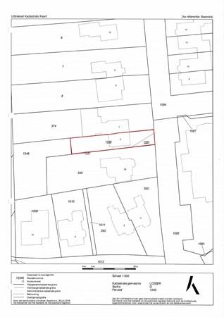 Floorplan - Pastoor Geerdinkstraat 5, 7587 AP De Lutte