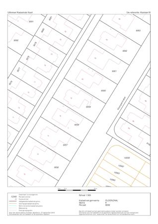 Floorplan - Koetsier 18, 7577 TN Oldenzaal