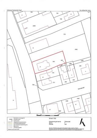 Floorplan - Enschedesestraat 97, 7574 AA Oldenzaal