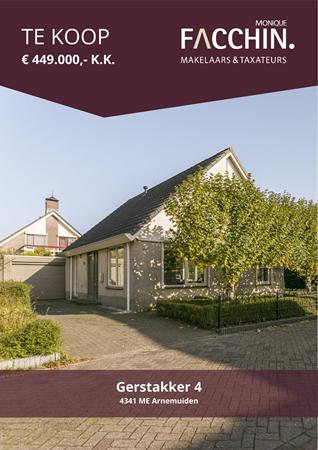 Brochure preview - Gerstakker 4, 4341 ME ARNEMUIDEN (1)