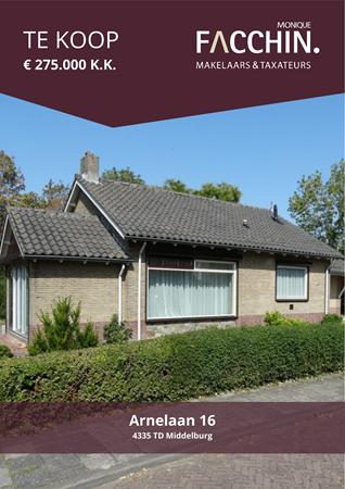 Brochure preview - Arnelaan 16, 4335 TD MIDDELBURG (1)