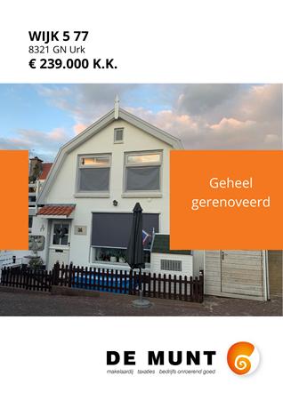Brochure preview - Wijk 5 77, 8321 GN URK (1)