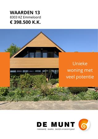 Brochure preview - Waarden 13, 8303 KZ EMMELOORD (1)