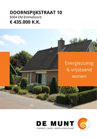 Brochure preview - Doornspijkstraat 10, 8304 EM EMMELOORD (1)