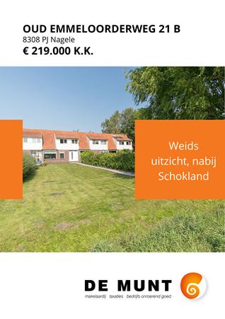 Brochure preview - Oud Emmeloorderweg 21-b, 8308 PJ NAGELE (1)