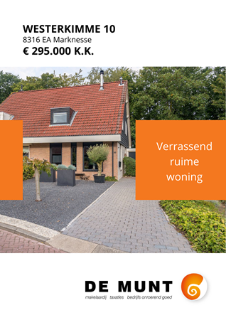 Brochure preview - Westerkimme 10, 8316 EA MARKNESSE (1)