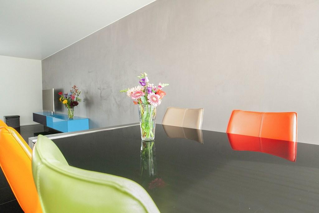 Keuken Design Emmeloord : Interieur kubistische villa wellerwaard emmeloord korfker