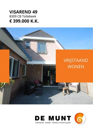 Brochure preview - Visarend 49, 8309 CB TOLLEBEEK (1)