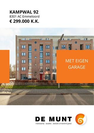 Brochure preview - Kampwal 92, 8301 AC EMMELOORD (1)