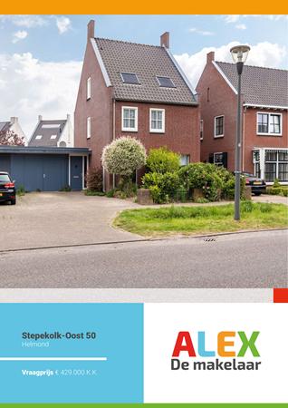 Brochure preview - Stepekolk-Oost 50, 5706 LA HELMOND (1)
