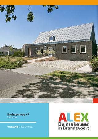 Brochure preview - Bruhezerweg 47, 5704 CM HELMOND (1)