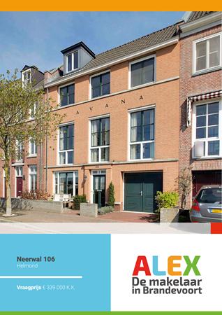 Brochure preview - Neerwal 106, 5708 ZA HELMOND (1)