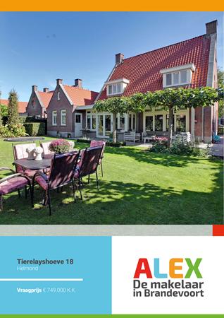 Brochure preview - Tierelayshoeve 18, 5708 VV HELMOND (1)